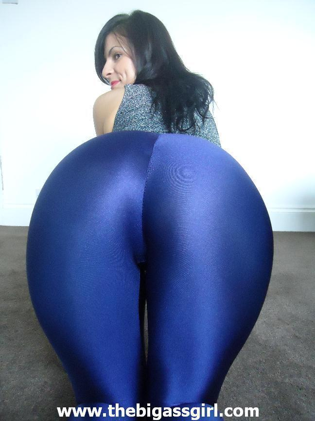 The Power of Women In Spandex - The Big Ass Girl ...