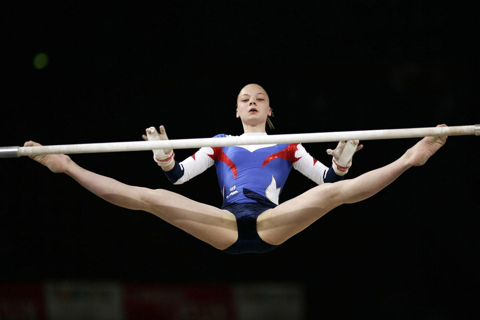 The Power of Women In Spandex - Gymnastics Competitions ...