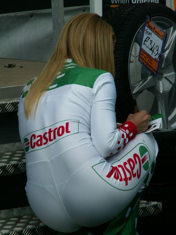 【全身タイツ】キャットスーツのレースクイーンYouTube動画>20本 ->画像>626枚